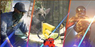 e3 2016 core games