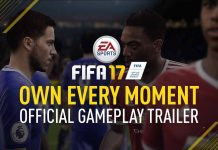 fifa 17 gameplay trailer e3