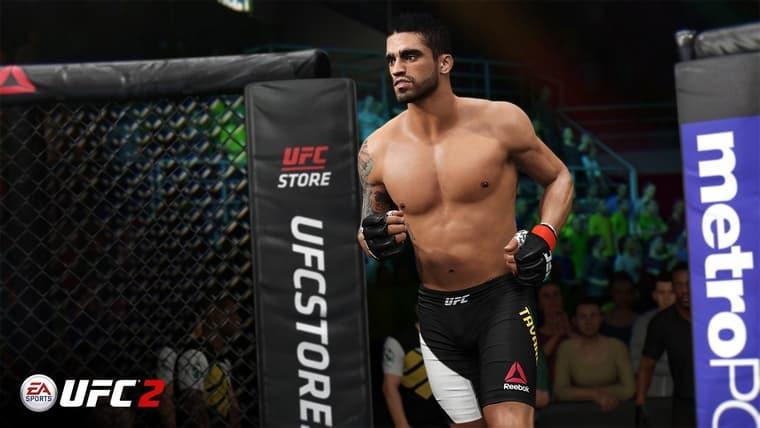 ea sports ufc 2 content update 4 thiago tavares