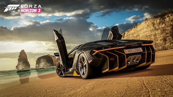 Forza Horizon 3 car list