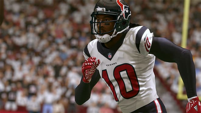 madden 17 top 5 wide receiver ratings deandre hopkins