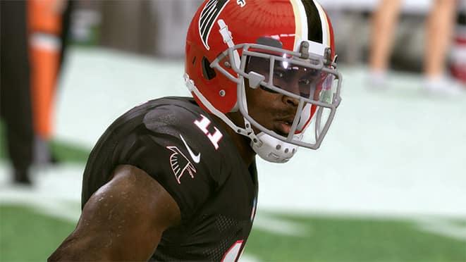 madden 17 top 5 wide receiver ratings julio jones