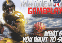 madden 17 gameplay steelers