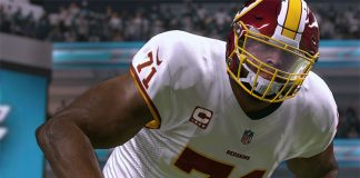 madden 17 offensive linemen player ratings trent williams
