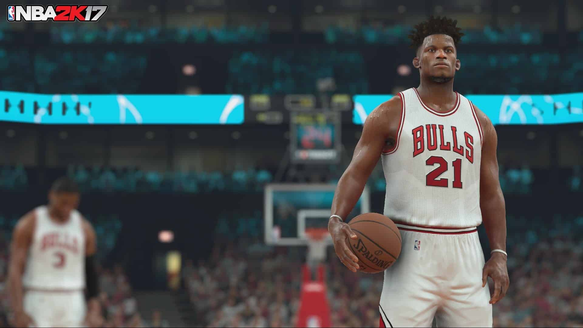 Jimmy Butler 2K17