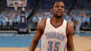 Durant NBA Live 2016