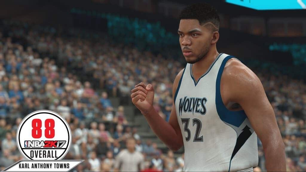 Kar Anthony Towns