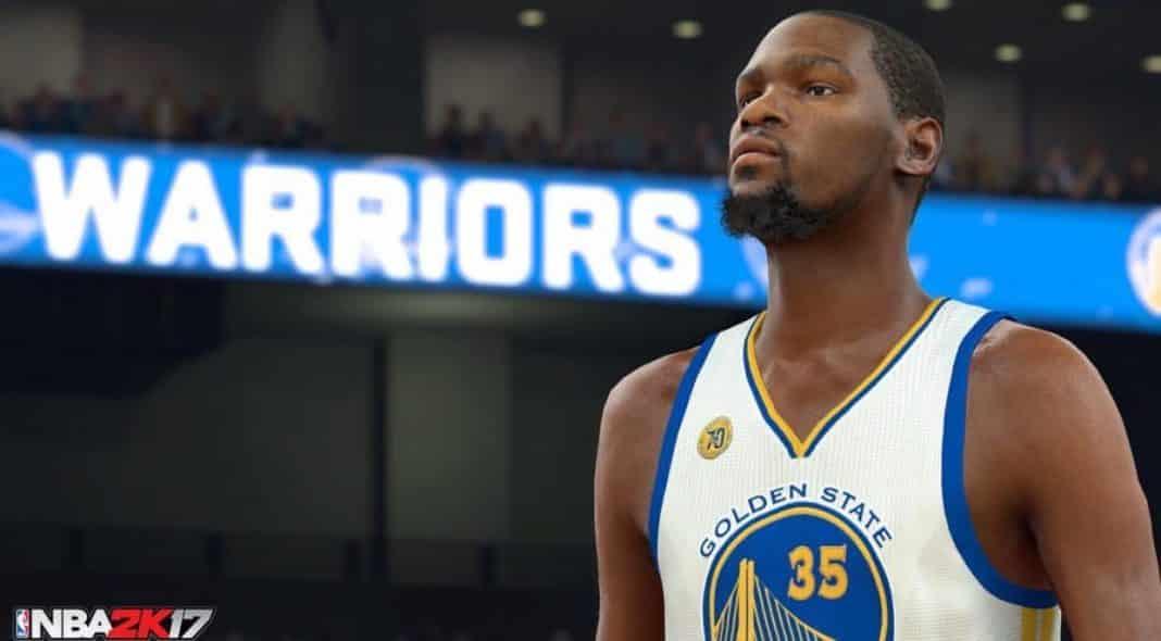 Kevin Durant 2K17