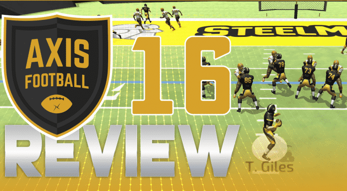 axis football review
