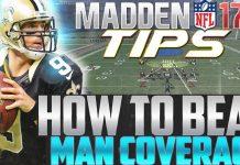 Madden nfl 17 man coverage