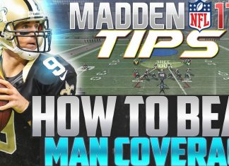 Madden nfl 17 man coverage