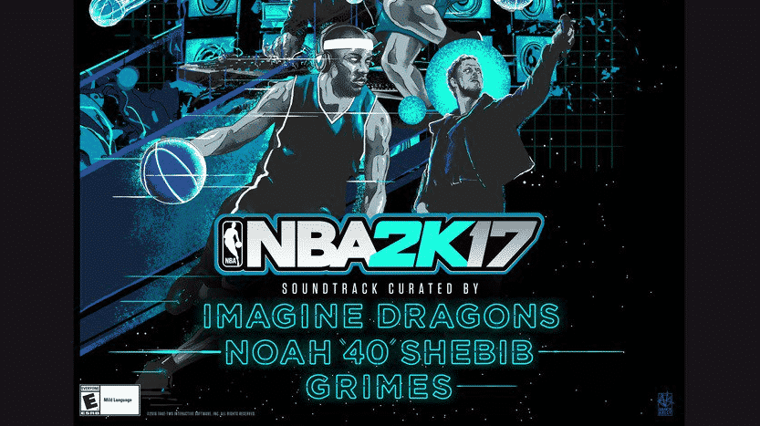 nba2k17 soundtrack
