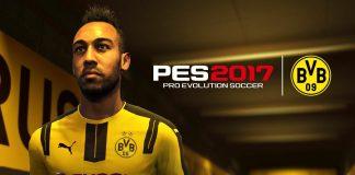 PES 2017 Dortmund partnership