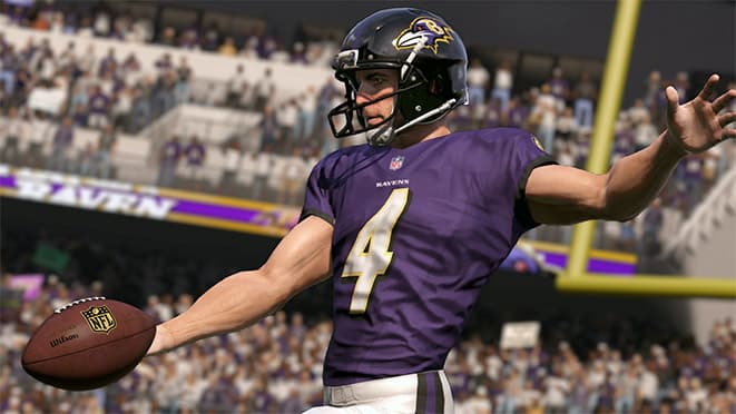madden 17 top 5 punters sam koch