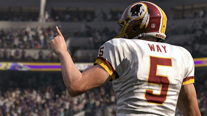 madden 17 top 5 punters tress way
