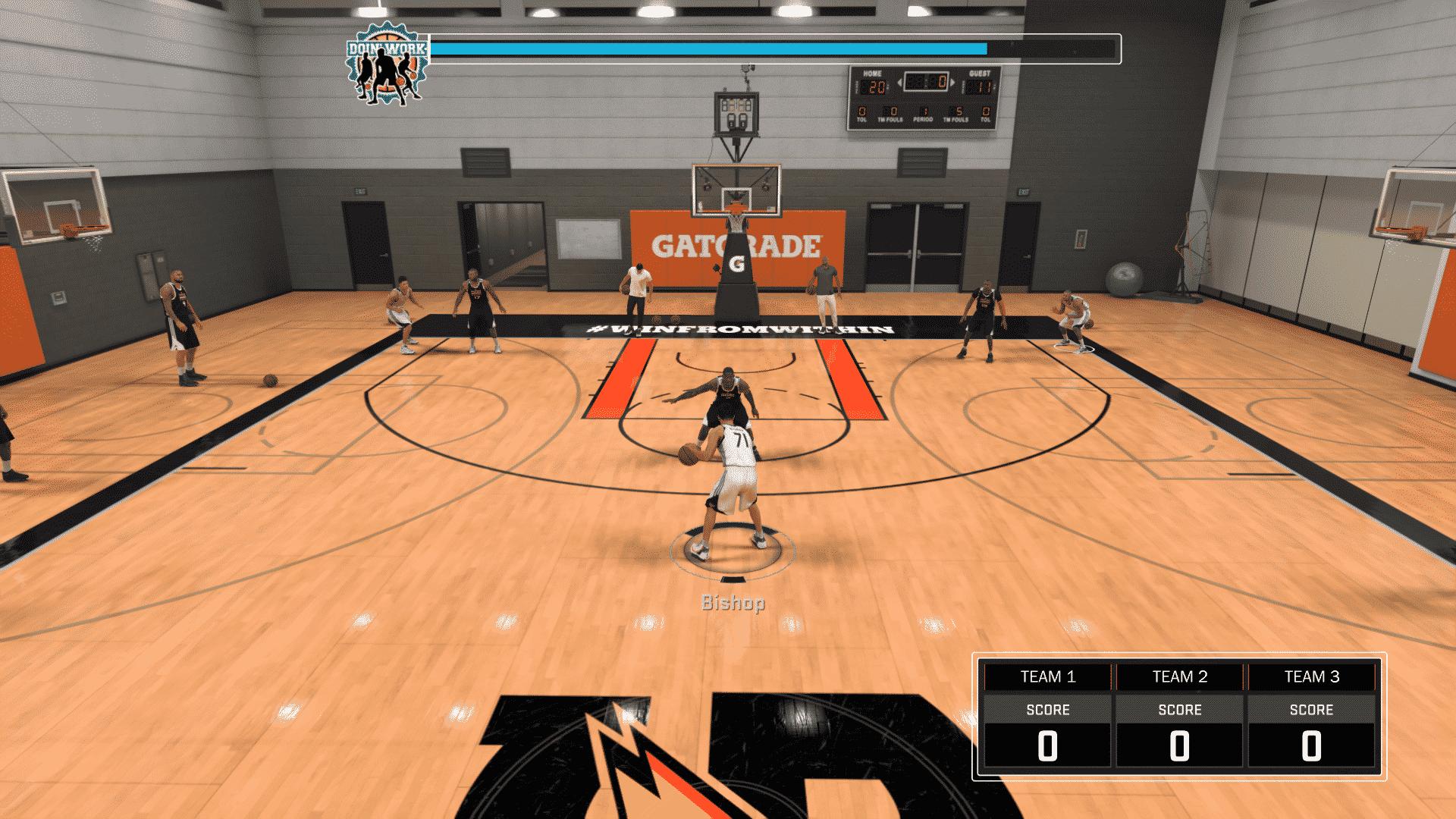 11-NBA 2K17_MyCareer_Doin' Work