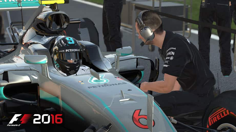 F1 2016 review