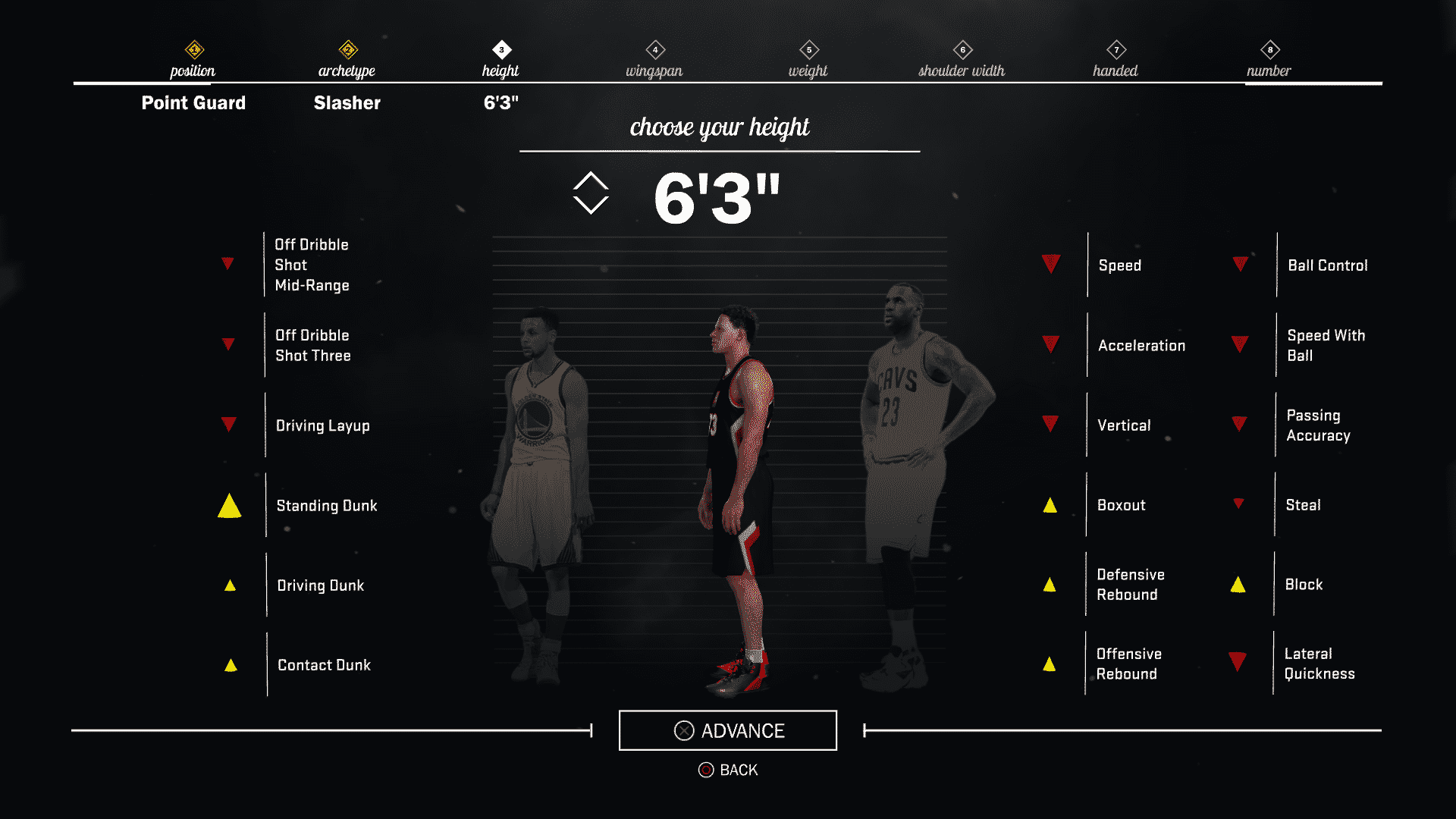 2-NBA 2K17_MyCareer_Height