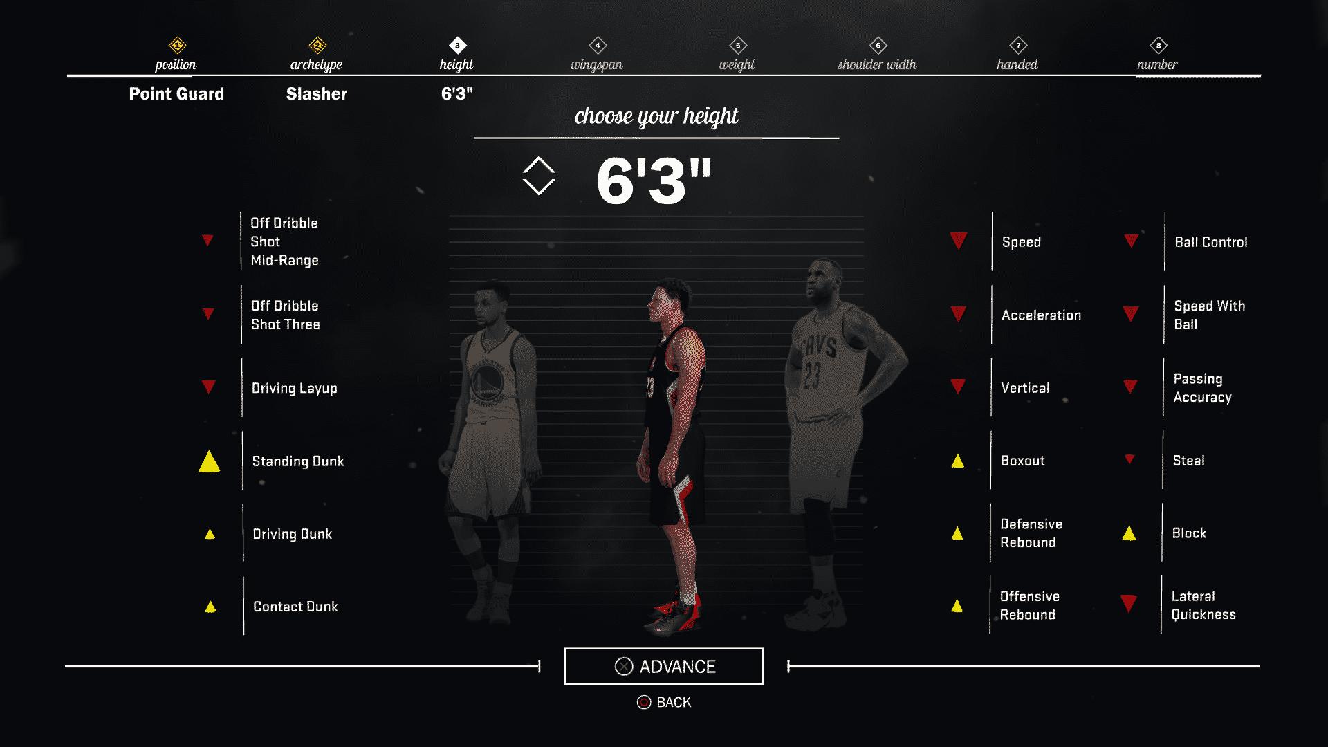 2-NBA 2K17_MyCareer_Height
