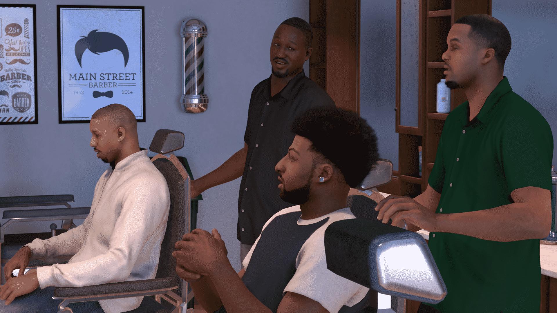 5-NBA 2K17_MyCareer_Barbershop