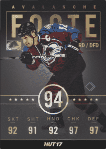 Colorado Avalanche: Adam Foote