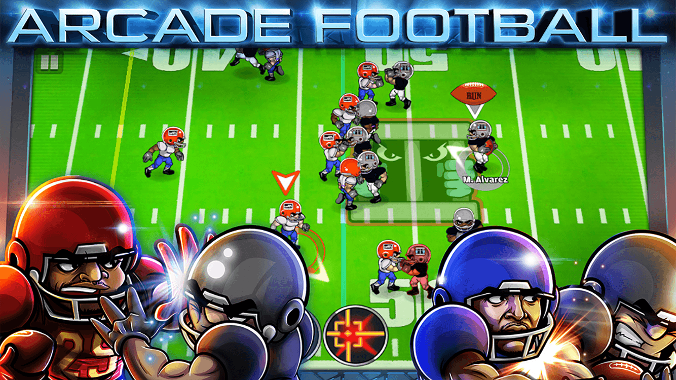 Mobile Sports Games Arcade Football