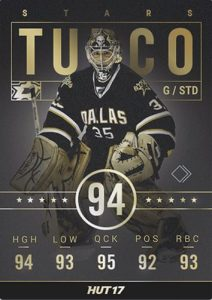 Dallas Stars: Marty Turco