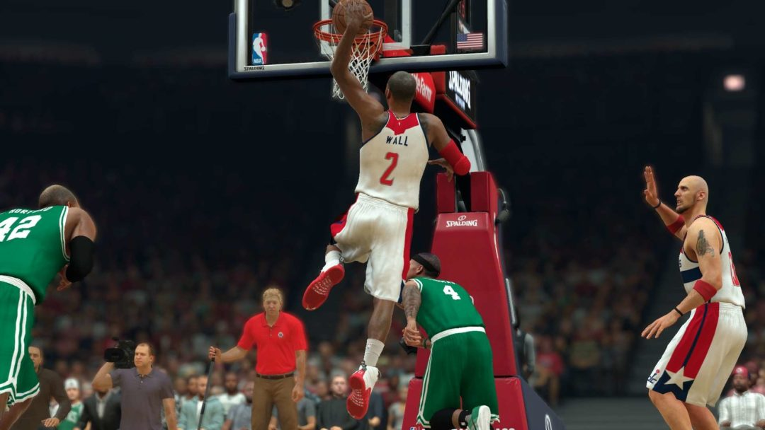 nba 2k17 review john wall
