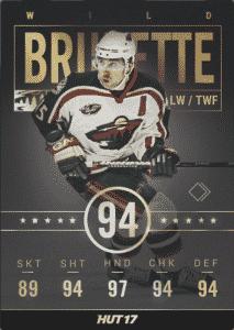 Minnesota Wild: Andrew Brunette