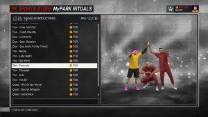 NBA 2K17 MyPark Blog