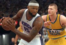 nba 2k17 review demarcus cousins