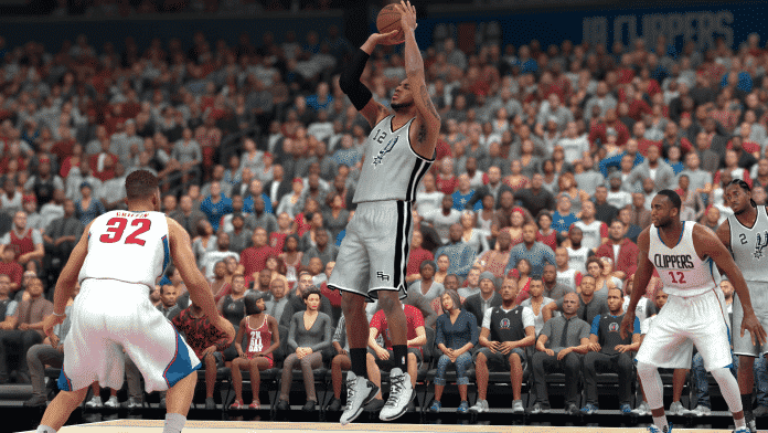 Sports Gamers Online NBA 2K17 - Post Shots - Tutorial