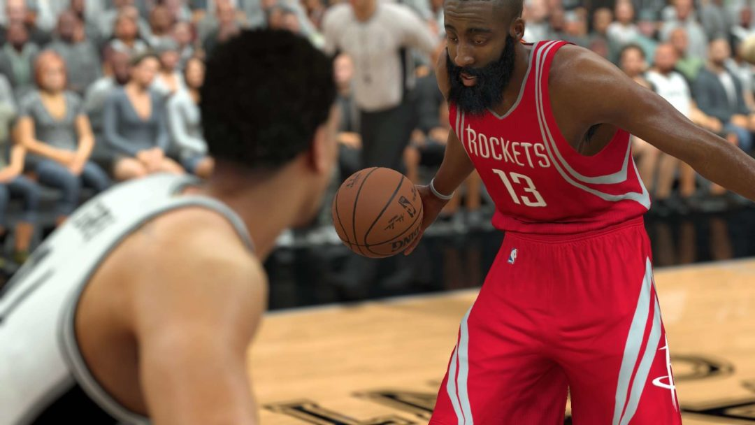 nba 2k17 review harden