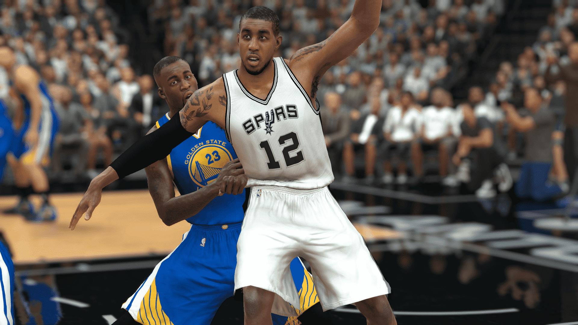 NBA 2K17 - Post Shots - Tutorial