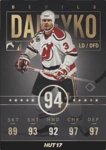 New Jersey Devils: Ken Daneyko