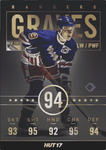 New York Rangers: Adam Graves