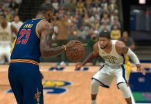 nba 2k17 review paul george lebron james
