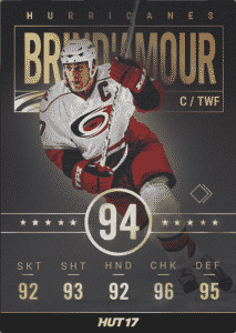 Carolina Hurricanes: Rob BrindAmour