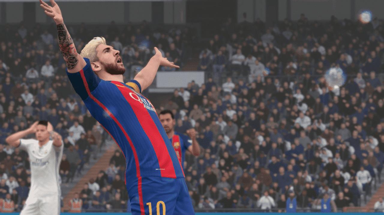 FIFA 17 Messi