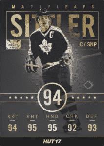 Toronto Maple Leafs: Darryl Sittler