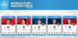 NHL 17 World Cup of Hockey