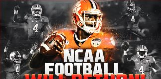 NCAA Football Will Return