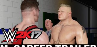 WWE MyCAREER Trailer