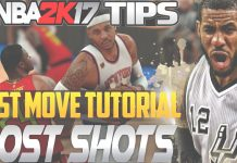 nba 2k17 tips post move part 2