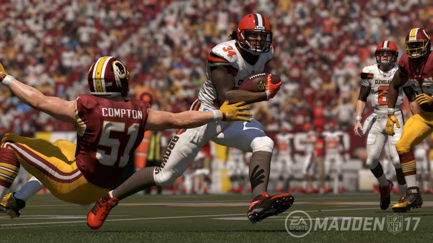 Madden NFL 17 Roster Update - Week 5