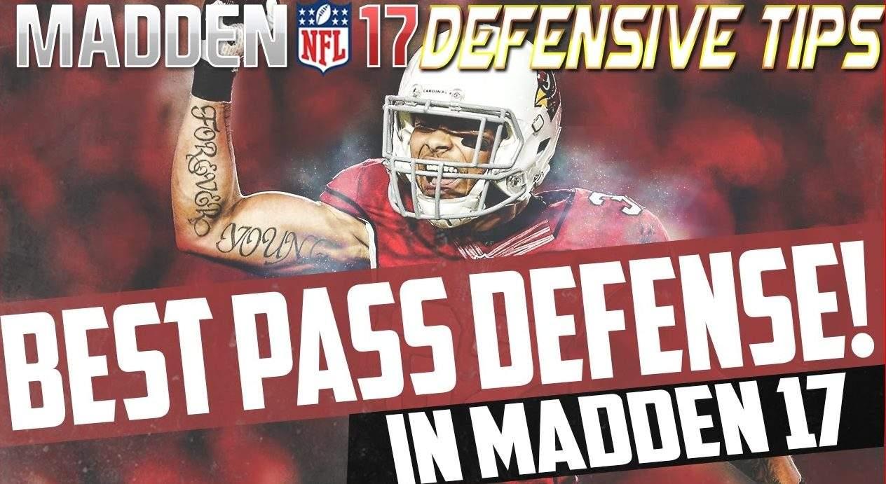 Madden 17 defensive Tips best defense Dime cover 6