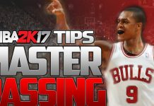 NBA 2K17 Passing Tutorial