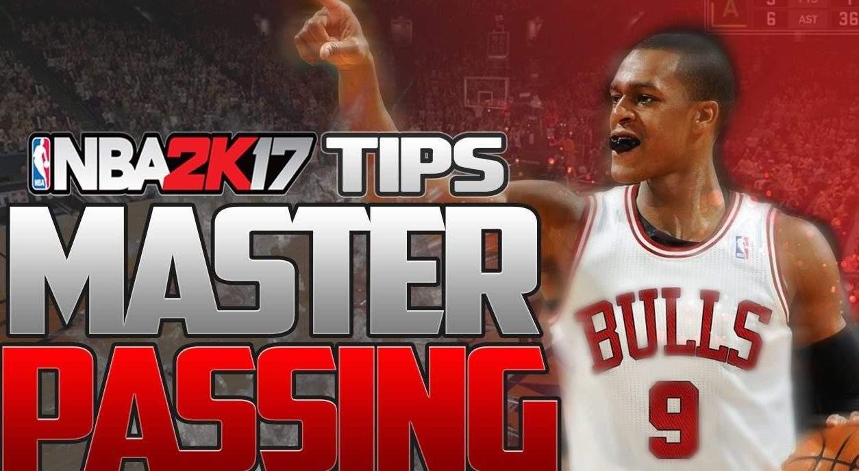 NBA 2K17 Passing Tutorial