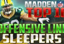 madden 17 sleepers