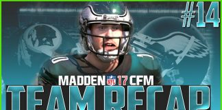 Madden NFL 17 Eagles